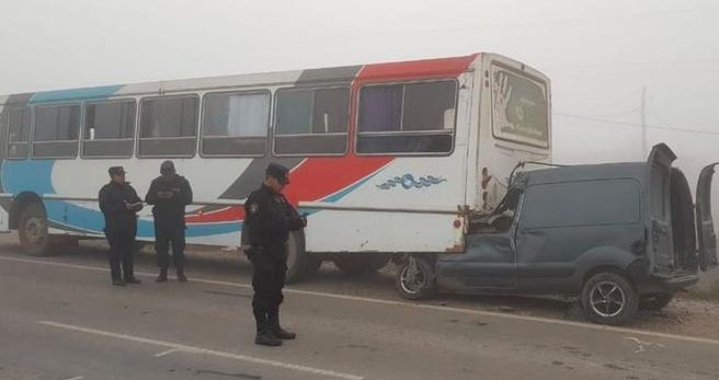 Tragedia en la ruta 50: Murieron cuatro personas en un tremendo choque en Salta
