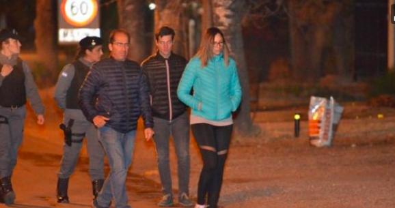 Juicio por la muerte del rugbier: la acusada volvió al lugar donde atropelló a su novio
