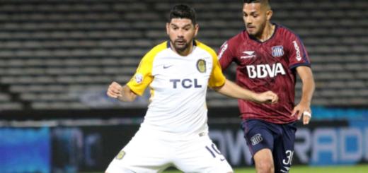 Superliga: de visitante Rosario Central le ganó a Talleres