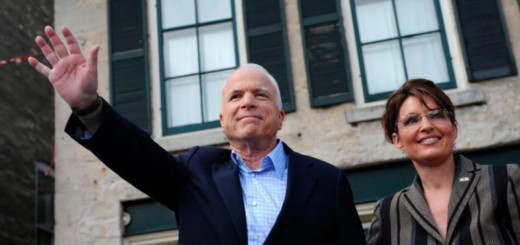 Falleció el ex candidato presidencial de Estados Unidos, John McCain