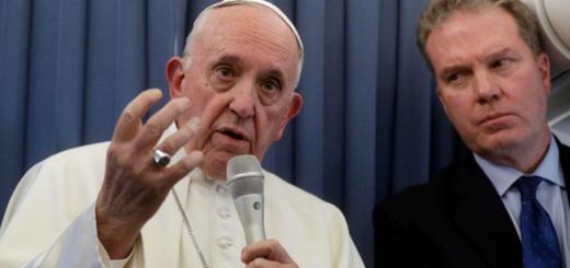 El Papa Francisco les recomendó a los padres de chicos con tendencias homosexuales que recurran al psiquiatra