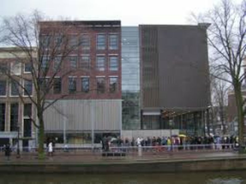 Visitando la ciudad de Amsterdam