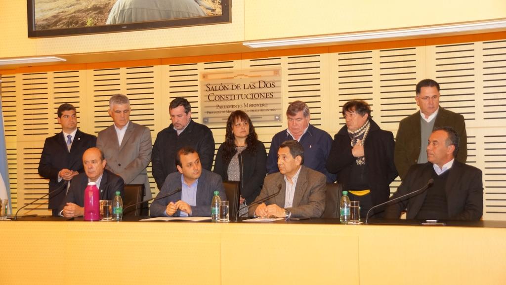 Misiones, Corrientes y Chaco piden frenar la crisis en el sector de la construcción