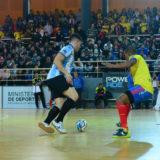 """Futsal: """"Me veo jugando el Mundial"""", aseguró el misionero Sandro Antiveros"""