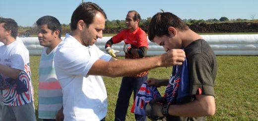 El sueño de Los Magos se hace realidad: debutan en la Liga Nacional de Fútbol para Ciegos