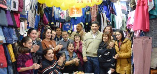 Posadas: Losada y Herrera participaron de la celebración de los 62 años del Mercado Modelo La Placita