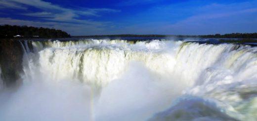 El Gobernador Passalacqua destacó que las Cataratas del Iguazú superaron el millón de visitantes marcando un nuevo récord histórico