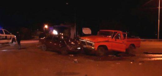 Colisión en cadena en el acceso a Guaraní dejó seis lesionados