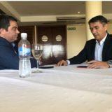 Passalacqua se reunió con el Gabinete provincial para dar respuestas a los tareferos