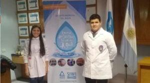 Estudiantes correntinos competirán en  Suecia por el Premio Nobel del Agua