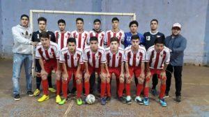 Futsal: Eldorado y Posadas jugarán el Argentino de Selecciones Juveniles