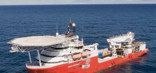 Submarino ARA San Juan: llega el buque más avanzado del mundo para retomar la búsqueda