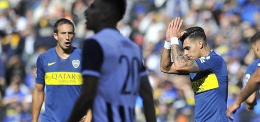 Boca venció a Talleres en la Bombonera en el inicio de la Superliga