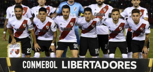 Copa Libertadores: River lidera el ránking de la Conmebol y Boca lo sigue en el segundo lugar