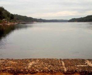 La bajante del Río Paraná dejó al descubierto los viejos muelles del Puerto de Eldorado