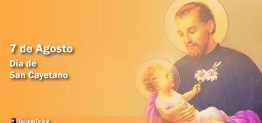 7 de agosto: Día de San Cayetano, patrono del pan y del trabajo