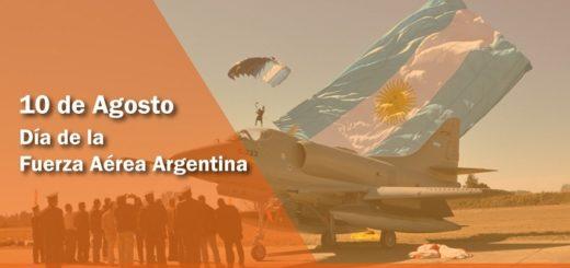 10 de agosto: ¿Por qué se recuerda hoy el Día de la Fuerza Aérea Argentina?