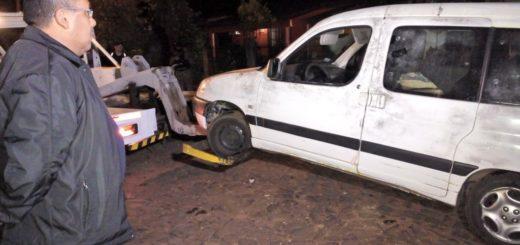 Marihuana en el barrio A.3-2: los narcos dejaron en un taller la camioneta con 481 kilos de droga en su interior
