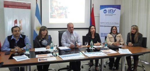 El IPS firmó convenios de colaboración mutua con la UCAMI y SUELyC orientados a mejorar la calidad de vida de los adultos mayores
