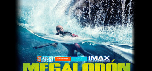 Megalodón, la película que se traga la taquilla en todo el mundo, hoy en el IMAX de Posadas…Adquirí las entradas en Compras Misiones
