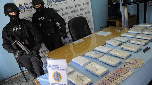 Condenaron a todos los integrantes de la banda narco «Los Lagartos», detenida en Misiones en 2009