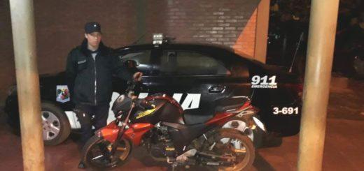 Esclarecieron otros dos robos de motocicletas en Posadas