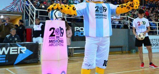 Mundial de Futsal 2019: el nombre de la mascota saldrá de las escuelas misioneras