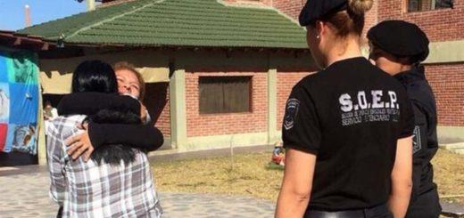 Milagros Sala regresó a su casa y volverá a cumplir prisión domiciliaria