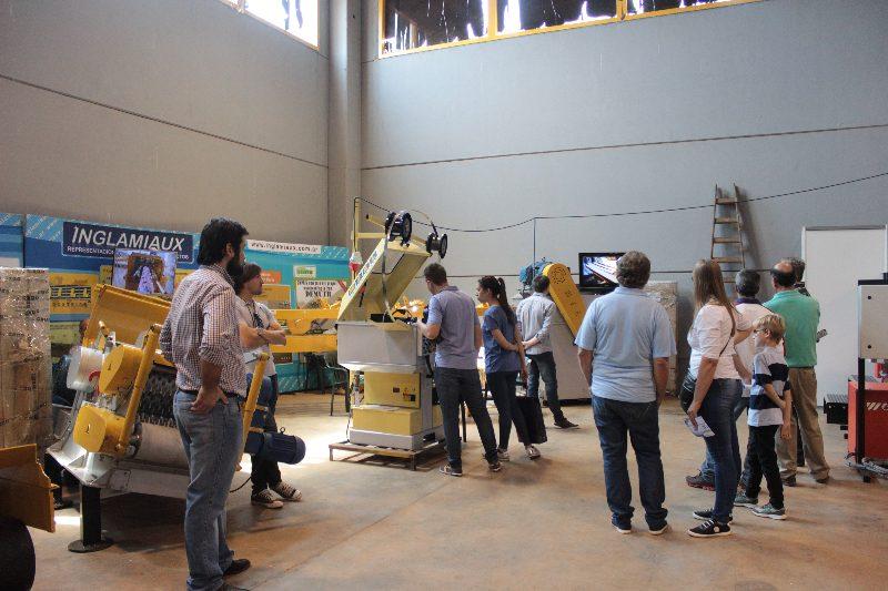 La mejor tecnología brasilera para el agregado de valor, presente en la Feria Forestal Argentina