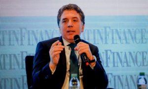 """Para Dujovne la causa de los """"cuadernos"""" impactarán en el crecimiento pero también """"contribuirán a una Argentina más transparente"""""""