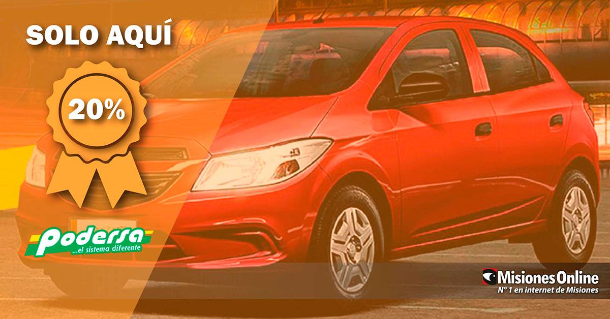 PODERSA presentó novedoso sistema para obtener vehículo propio en cuotas fijas y completando solo este formulario