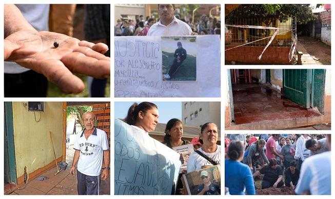 Crimen en el barrio A.3-2: la defensa del policía acusado de homicidio apeló la prisión preventiva