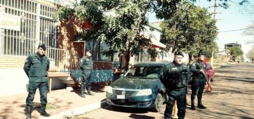 Asesinato en Gobernador Roca: hallaron abandonado en Jardín América el auto del mecánico ejecutado