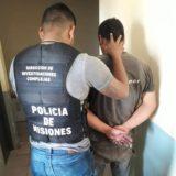 Atrapan en Montecarlo a un hombre acusado de haber raptado y violado a una estudiante