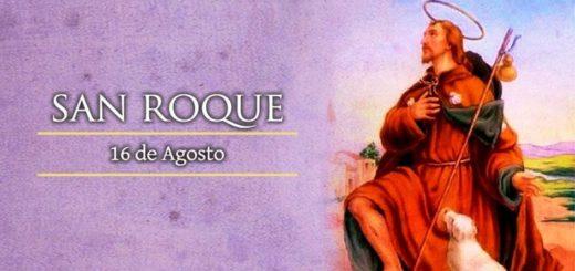 El Barrio San Roque celebra a su Santo Patrono en Posadas