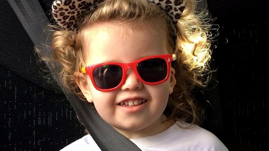 Una nena de tres años, con un coeficiente mayor que Einstein y Hawking