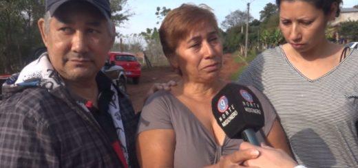 Eldorado: familiares del peatón fallecido quieren que el automovilista esté preso