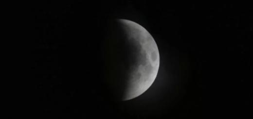 La NASA confirmó que hay agua en la Luna y se abren nuevas oportunidades para la humanidad