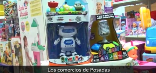 Los comercios de Posadas ya comenzaron sus ventas por el Día del Niño