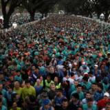 La historia del corredor que murió en la media maratón de Buenos Aires