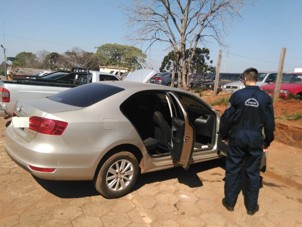 Interceptan en Irigoyen un coche con pedido de secuestro por una estafa en Oberá