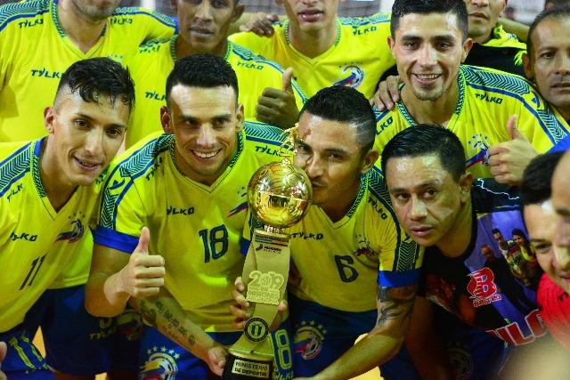 Futsal: El talento de Colombia fue más que la garra de Argentina en el paso del #DesafíoMundialista por Posadas