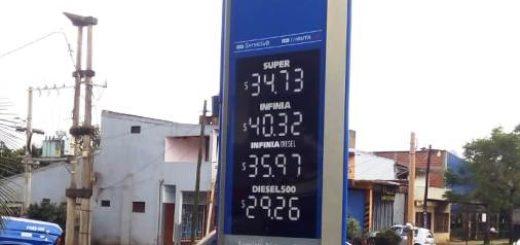 YPF volvió a aumentar el precio de las naftas