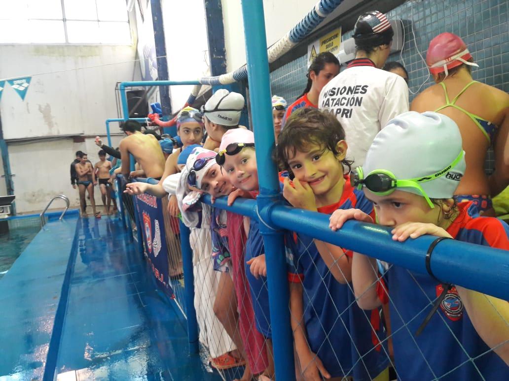 Natación: El Club Capri finalizó segundo en la 3ra fecha del Circuito Regional