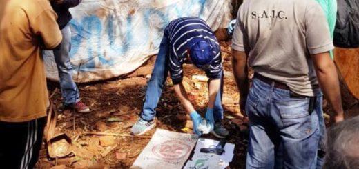 Crimen del mecánico: allanan tres propiedades en Eldorado y decomisan la pistola con la que habrían ejecutado a Cantero