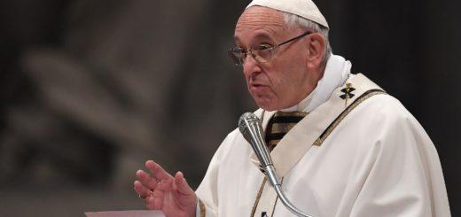 """El Papa Francisco habló sobre los abusos ocurridos en Pensilvania y dijo que """"la iglesia fracasó al afrontar estos crímenes repugnantes"""""""