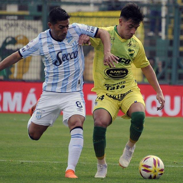 Defensa y Justicia y Atlético Tucumán empataron y siguen sin ganar en la Superliga