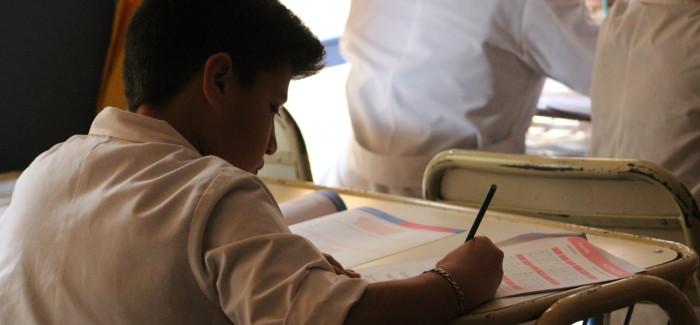Aprender 2018: será el 18 de octubre para el nivel primario y se evaluarán las áreas de matemática y lengua