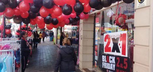 Arrancó el Black Friday en Posadas con más de 1000 comercios adheridos