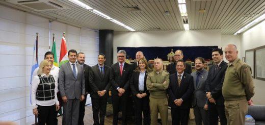 Misiones comenzó el intercambio con el estado de Santa Catarina